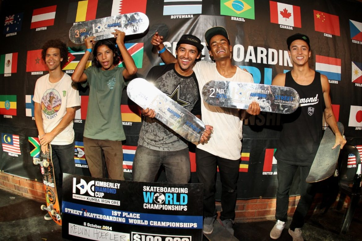 WSF Offers Travel Grants for Skateboarding World Championships
