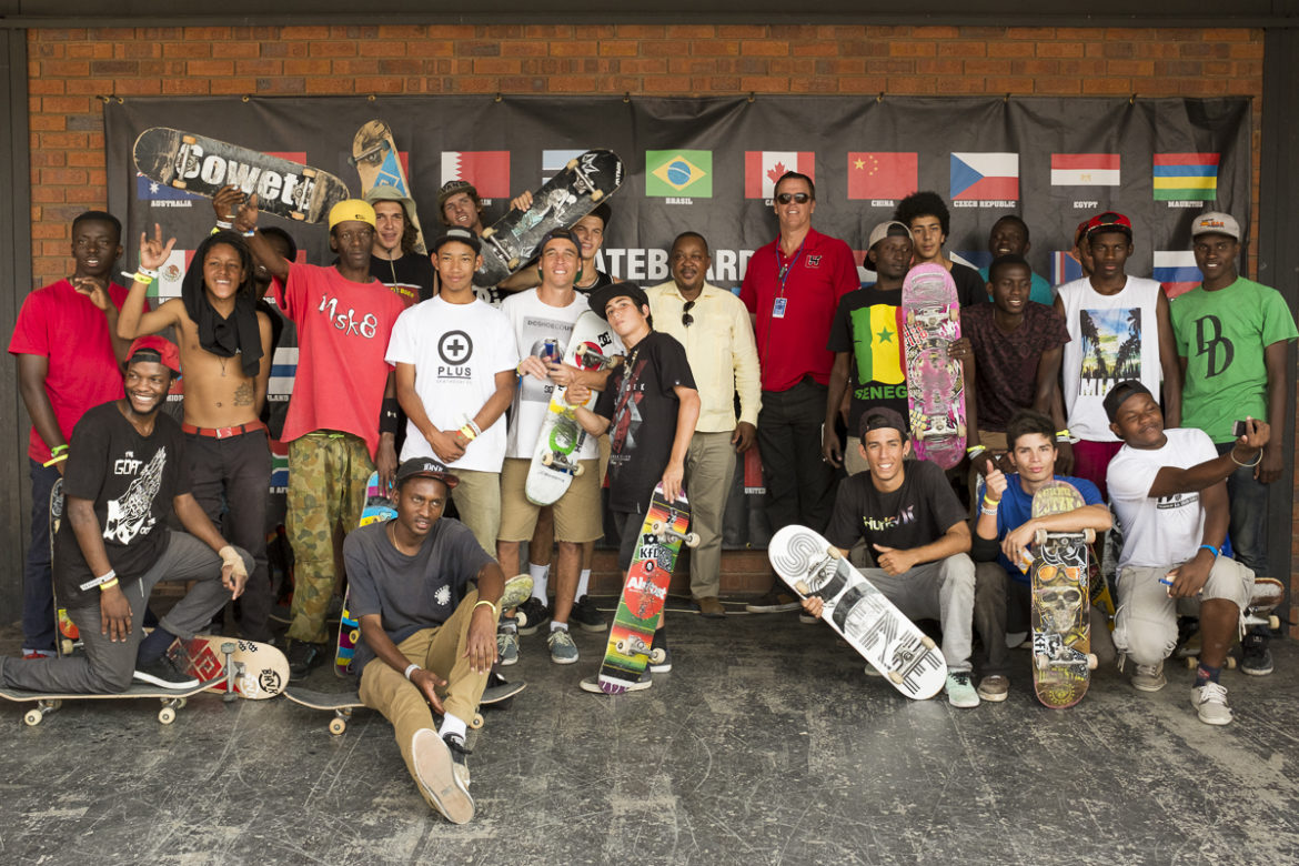 Day One Results from the Skateboarding World Championships