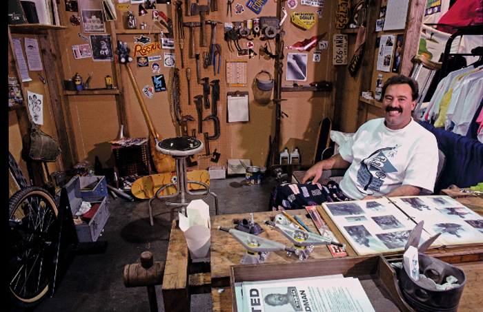 EVENT: Inaugural TRACKER-Forty Years of Skateboard History Book Signing and Reunion