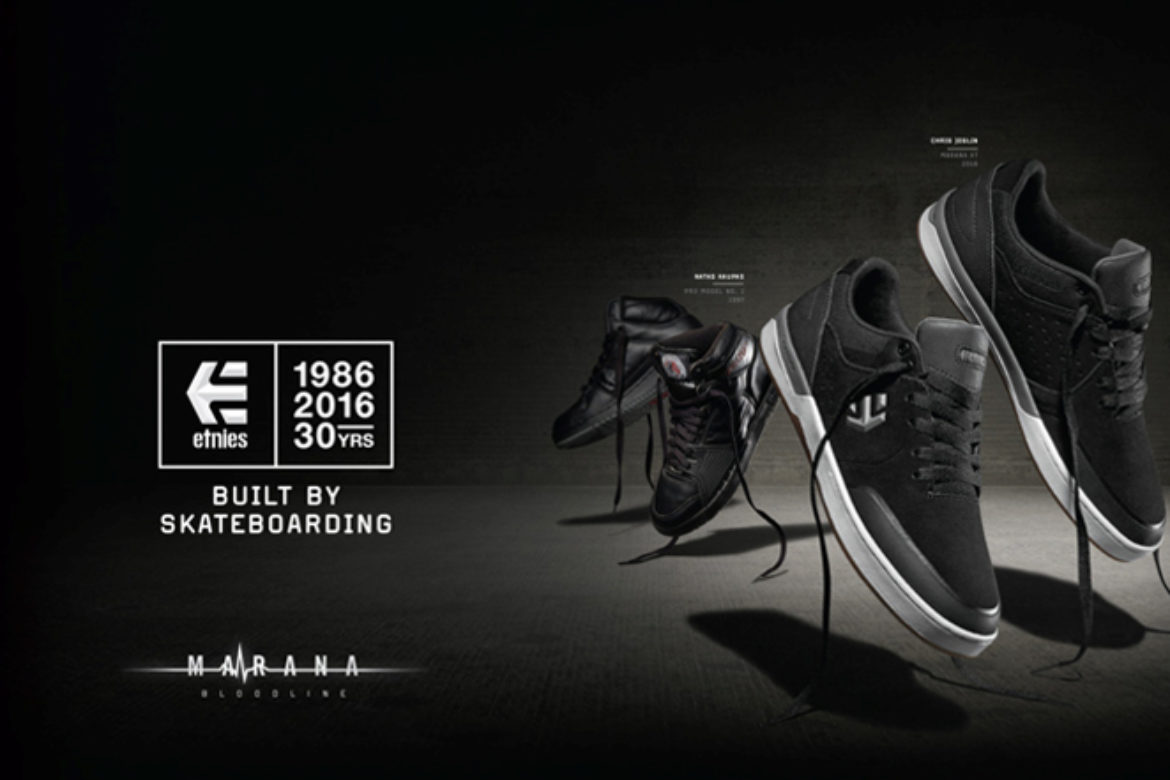 B$Z: The New etnies Marana XT, Built by Skateboarding