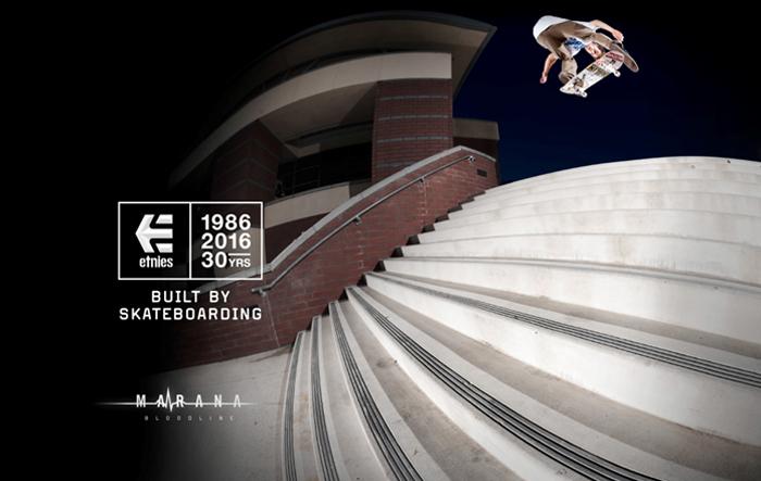 B$Z: The New etnies Marana XT, Built by Skateboarding