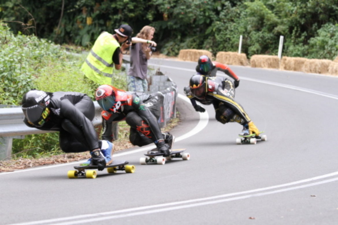 The Title Chase is Underway – Mt Keira Downhill Challenge