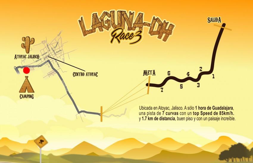 Laguna DH 2016 track