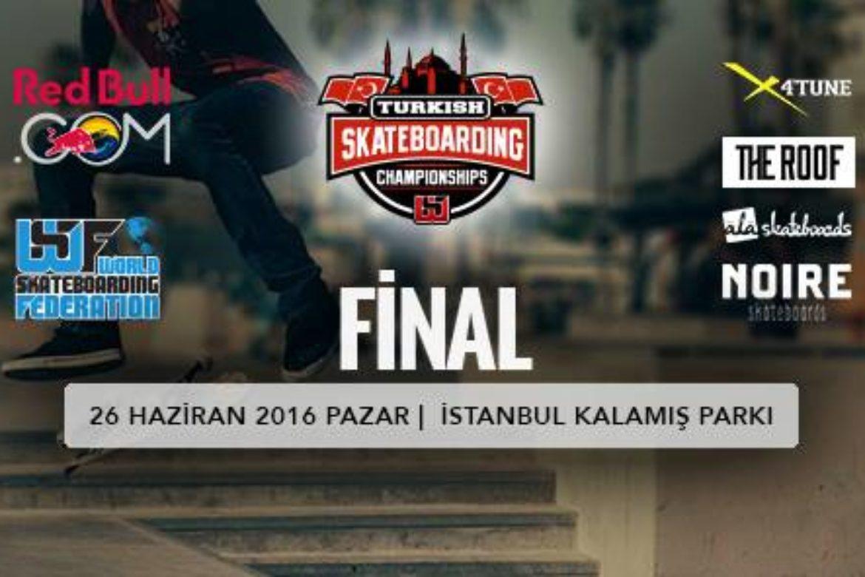 Turkish Skateboarding Championship returns to Istanbul, June 26