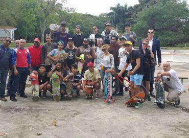 WSF Leading Skateboarding Development in Cuba