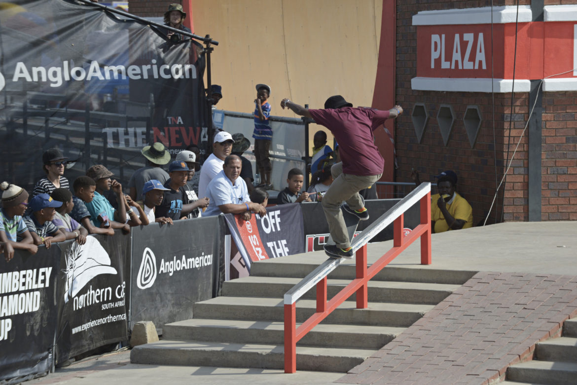 WSF Sanctions 10 African Championships, Develops African Skate Academy