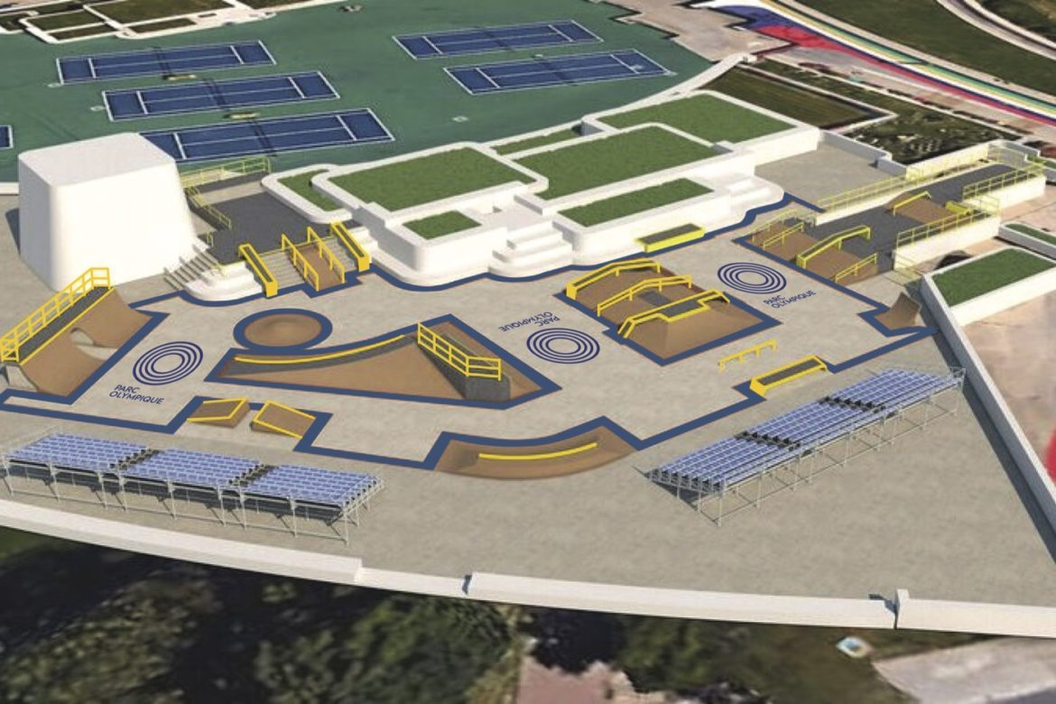 WSF Announces Construction of New Skatepark in Montreal's Famed Olympic Park